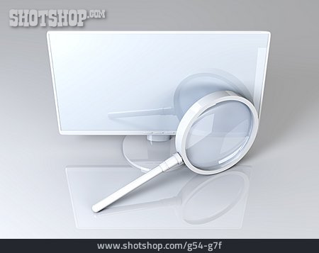 Watching, Magnifying Glass, Privacy Policy