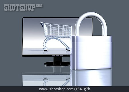 Security & Protection, Padlock, Online Shopping
