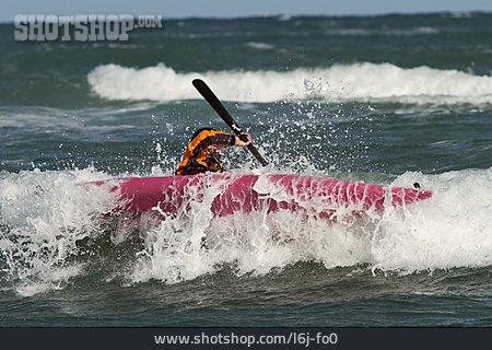 Water Sport, Paddling, Canoe