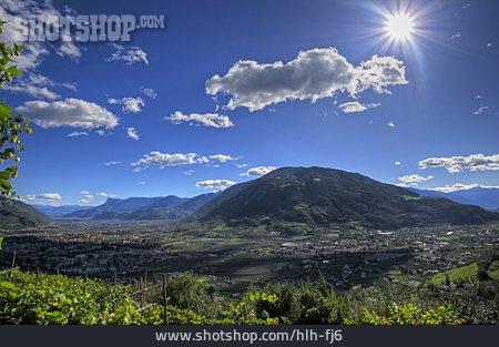 Valley, South Tyrol, Vinschgau
