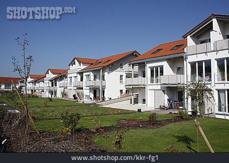 Row House, Housing, Housing Development