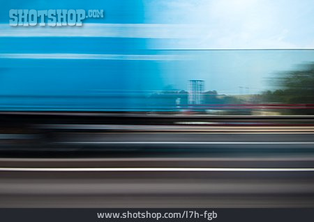 Blurred Motion, On The Move, Driving, Abstract