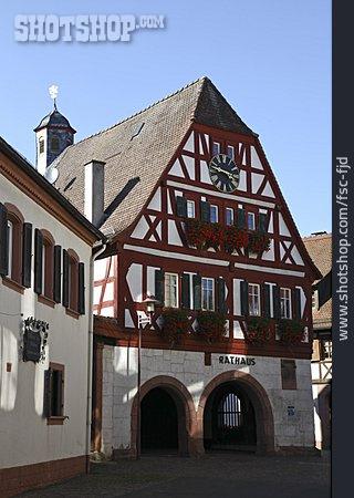 Town Hall, Ilbesheim