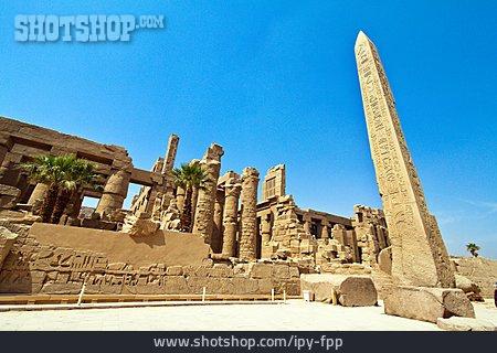 Archaeology, Temple, Karnak Temple