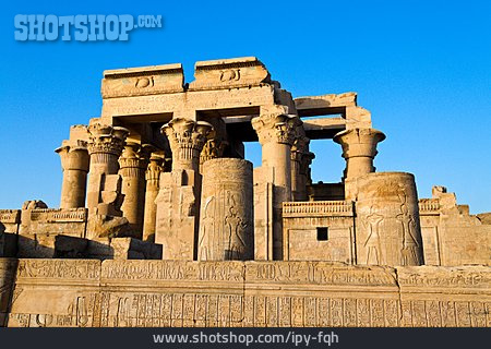 Temple, Egypt, Kom Ombo