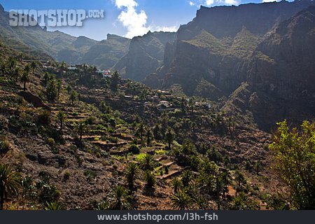 Village, Tenerife, Masca