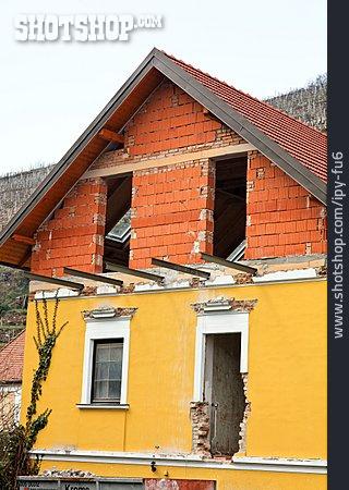 Building Construction, Renovation, Reconstruction