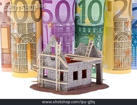 Banknote, Building Construction, Mortgages