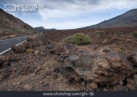 Tenerife, Volcanic Landscape, Volcanic Rock