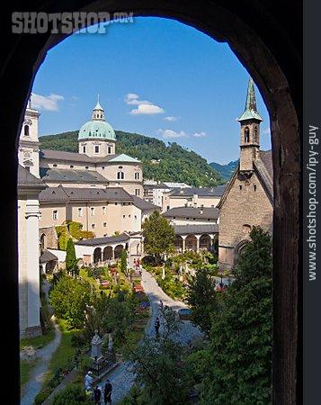 Salzburg, Petersfriedhof