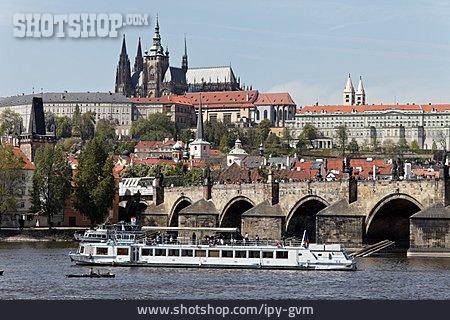 Prague, Charles Bridge, Prague Castle