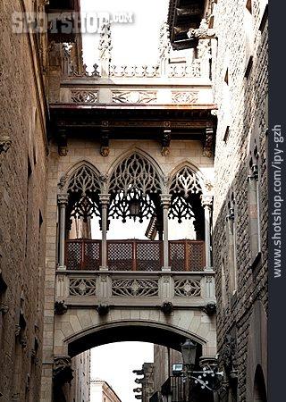 Sights, Barcelona, Bridge Of Sighs