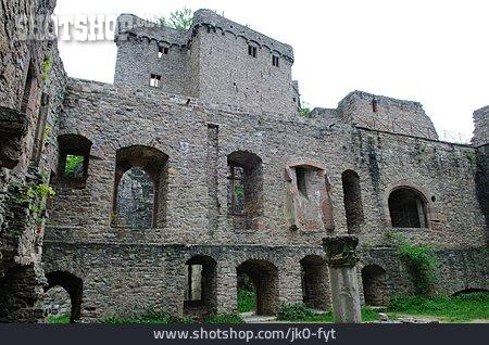 Old Ruin, Castle Hohenbaden
