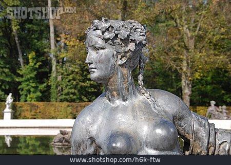 Statue, Fountain Figurine