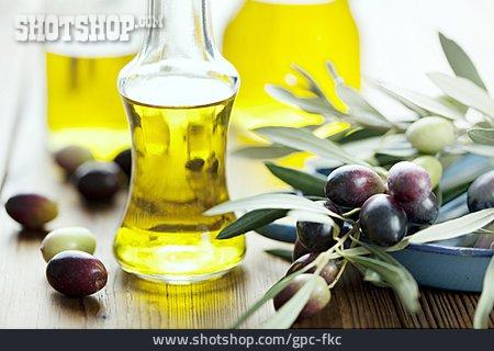 Olive Oil, Oil Carafe