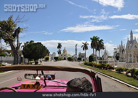 Cemetery, Havana, Christoph Columbus Cemetery