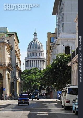 Old Town, Havana, Capitol