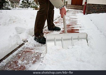 Winter, Snow, Scoops, Snow Shovel, Winter Service