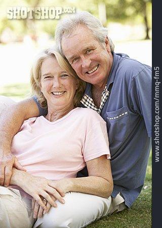 Couple, Couple, Older Couple