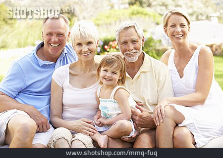 Family, Generations, Grandparent