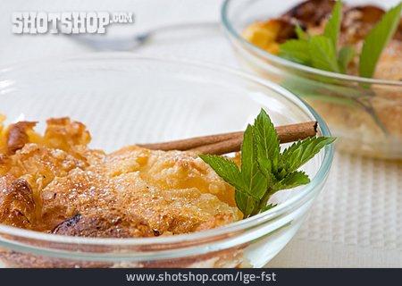 Dessert, Apricot Cake, Clafoutis