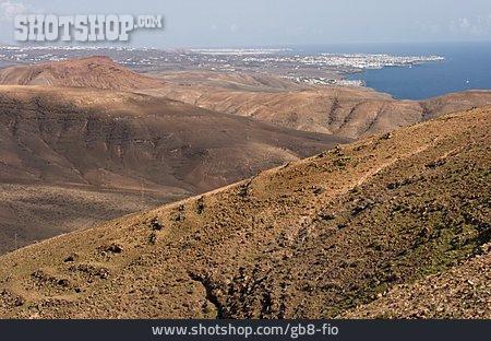 Lanzarote, Los Ajaches