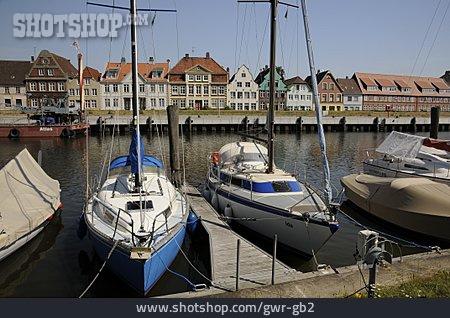 Inland Port, Glückstadt