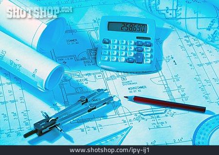 Building Construction, Floorplan, Real Estate