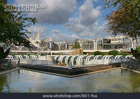Shopping Mall, Quartier Les Halles, Forum Des Halles