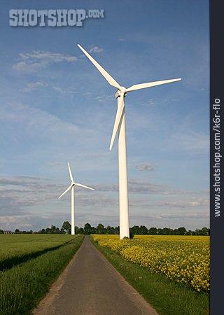Wind Power, Pinwheel, Alternative Energy