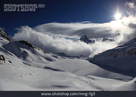 European Alps, Mountains, Faulhorn