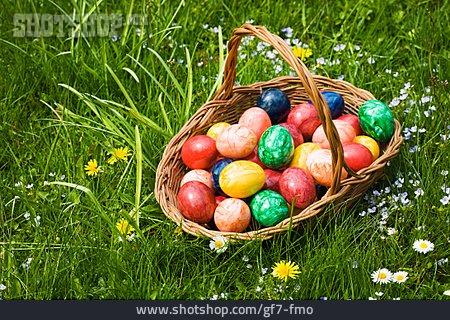 Easter, Easter Eggs, Easter Basket