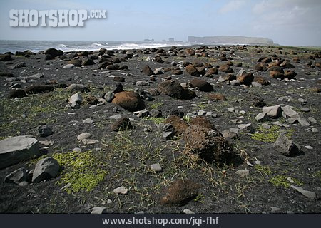 Coast, Volcanic Landscape, Vestmannaeyjar, Heimaey