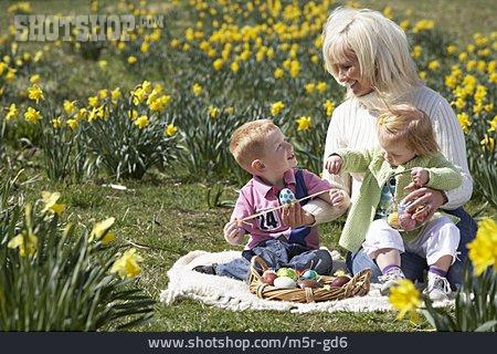 Easter, Family, Family Life, Easter Egg Hunt
