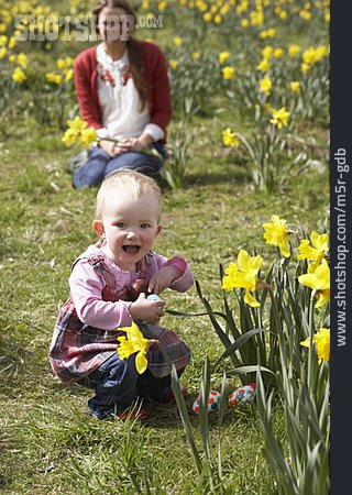 Toddler, Easter, Easter Egg Hunt