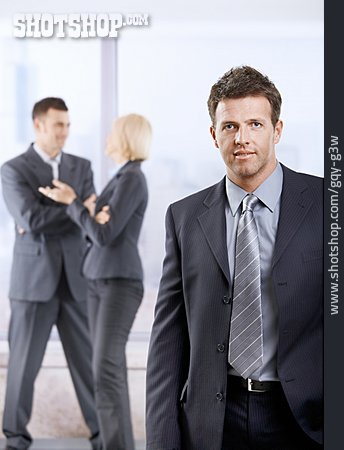 Businessman, Business, Manager