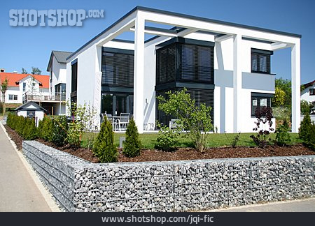 Architecture, Property, Detached House