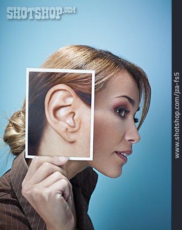 Animal Ear, Listen, Hearing