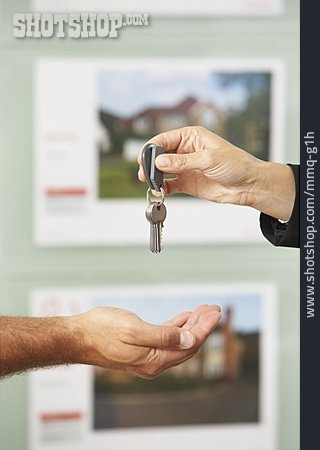Key Handover, Lease Agreement, Passing