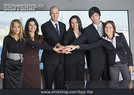 Team, Team Spirit, Business Person, Colleagues