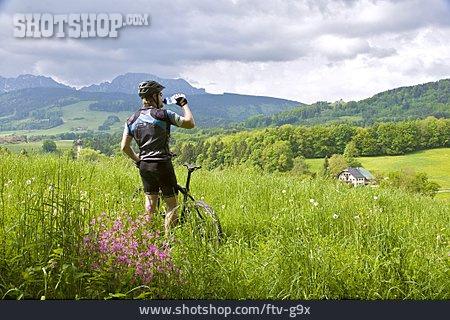 Cycling, Berchtesgadener Land, Rupertiwinkel