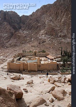 Catherine's Monastery, Mt Sinai