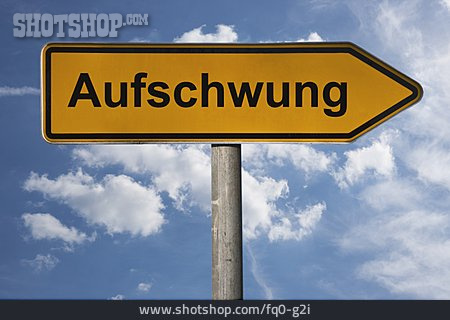 Footpath Sign, Upswing