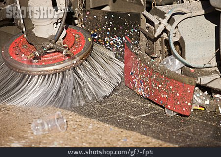 Street Cleaning, Street Sweeper
