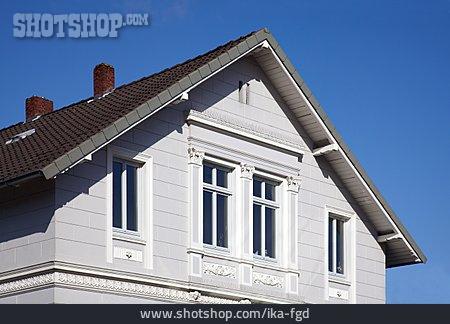 House, Property, Gable