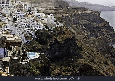 City View, Santorini, Fira