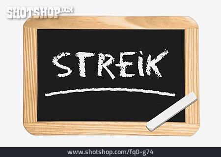 Strike, Industrial Action