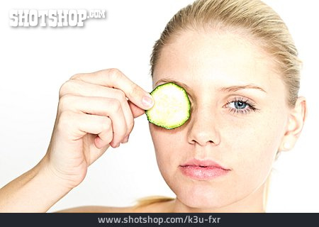 Beauty & Cosmetics, Beauty Culture, Cucumber Mask