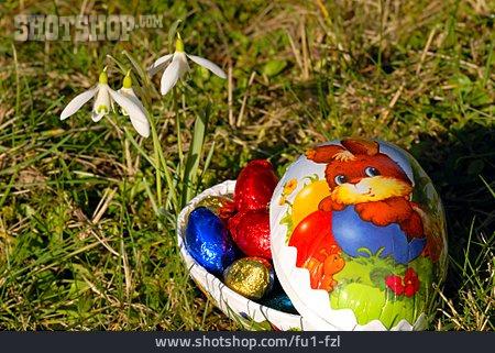 Easter Eggs, Easter Egg Hunt