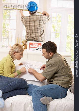 Building Construction, Relocation, Building Planning